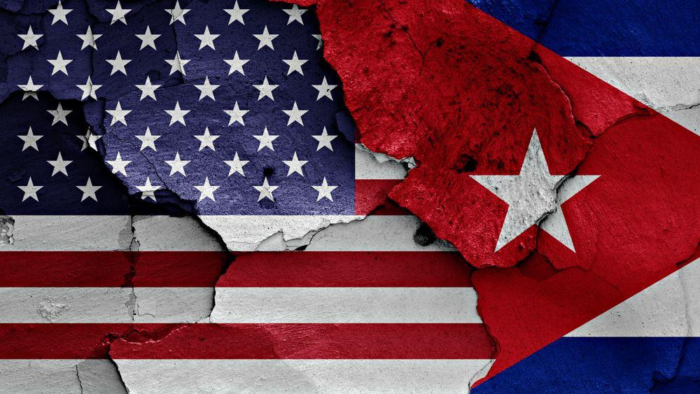 ΗΠΑ: Επιβολή κυρώσεων κατά του Κουβανού ΥΠΕΣ
