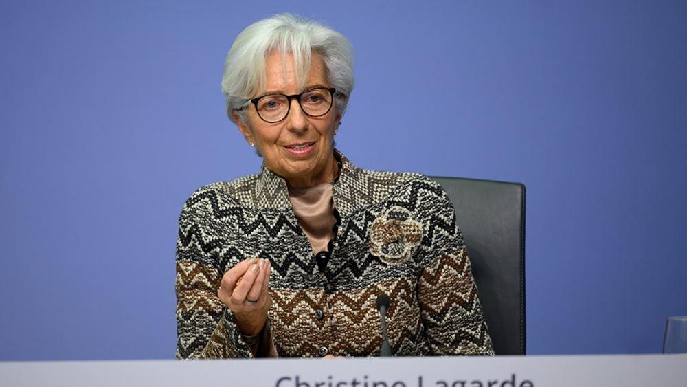 Κρ. Λαγκάρντ: Η πρόοδος στον εμβολιασμό θα εκτινάξει την ανάπτυξη της οικονομίας στο β΄ εξάμηνο