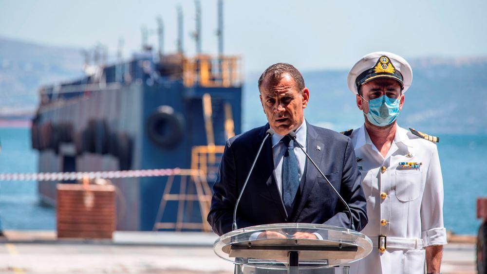 Παναγιωτόπουλος: Οι Ένοπλες Δυνάμεις εξασφαλίζουν ότι αυτή η χώρα δεν απειλείται από πουθενά