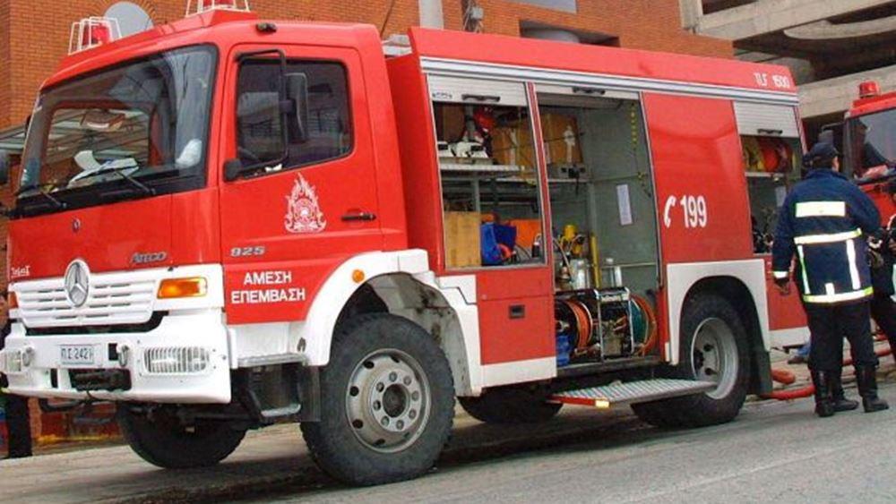 Δωρεά της Τσεχίας στην Πυροσβεστική Υπηρεσία Μεγάρων