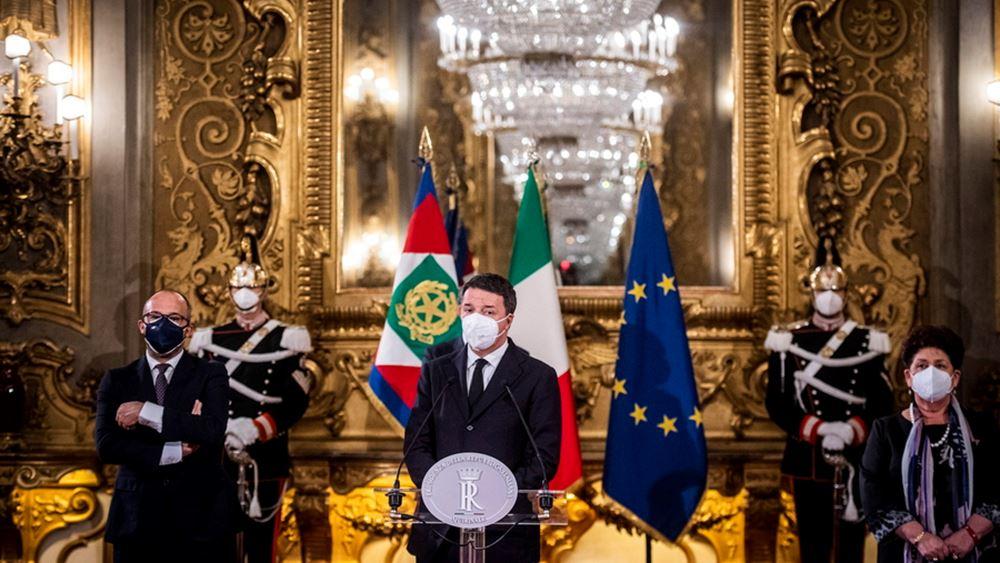 Πολιτική κρίση στην Ιταλία: Σε αδιέξοδο οι συζητήσεις - Ανυποχώρητος στις απαιτήσεις του ο Ρέντσι