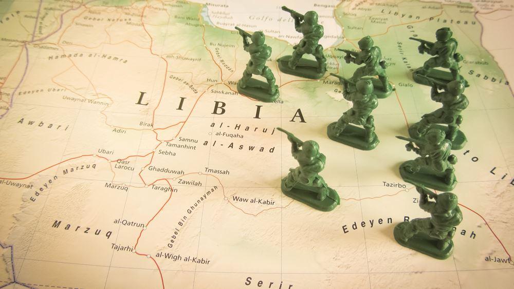 Η Τουρκία δεν πρόκειται να αποσύρει τους μαχητές της από τη Λιβύη