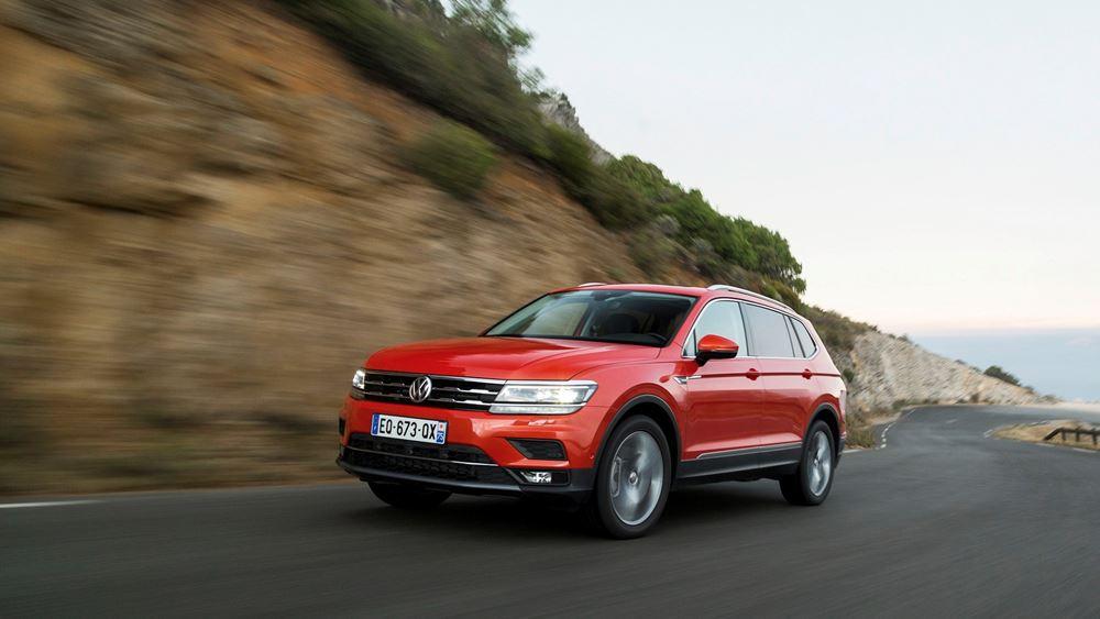 Το νέο Volkswagen Tiguan Allspace στην Ελλάδα