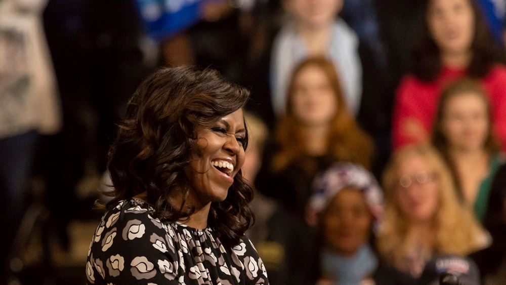 ΗΠΑ: Στο συνέδριο των Δημοκρατικών η Μισέλ Ομπάμα