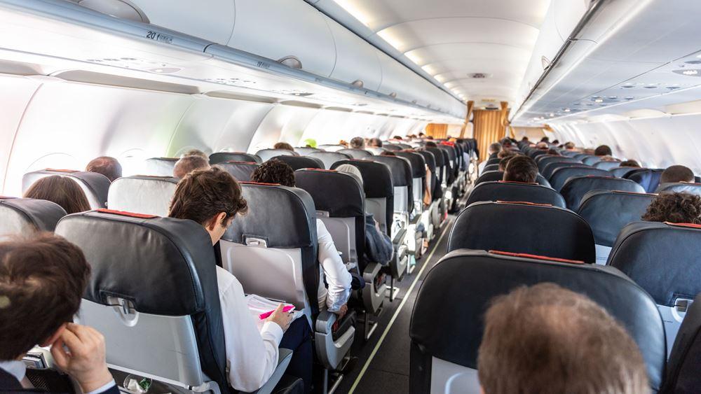 IATA: Προβλέπει μείωση 60% της αεροπορικής κίνησης στην Ευρώπη φέτος
