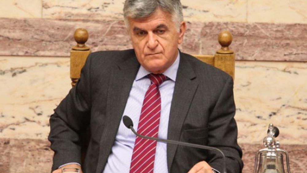 Η Βουλή των Ελλήνων αποχαιρέτησε τον πρώην πρόεδρό της Φίλιππο Πετσάλνικο