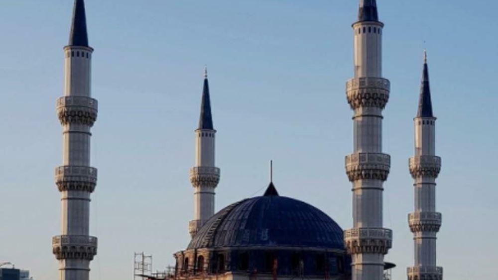 """Τίρανα: Κατασκευάζεται το μεγαλύτερο τζαμί των Βαλκανίων, """"δώρο του Erdogan"""""""