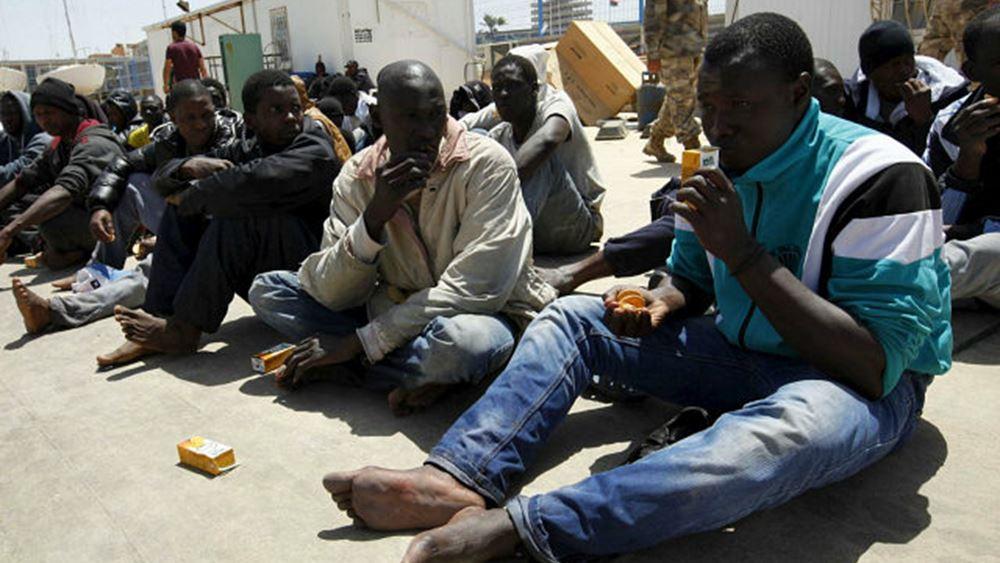 Καναδάς: Να μπει ένα τέλος στα σκλαβοπάζαρα της Λιβύης 26/11/2017 20:13