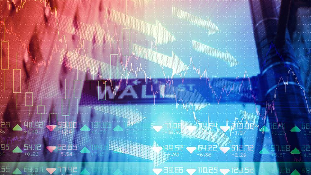 Βουτιά 3,1% ο Nasdaq, πάνω από 800 μονάδες χάνει ο Dow Jones