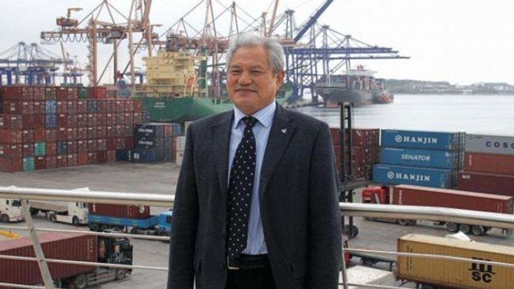 ΟΛΠ: Παραιτήθηκε από διευθύνων σύμβουλος ο Capt Fu Chengqiu