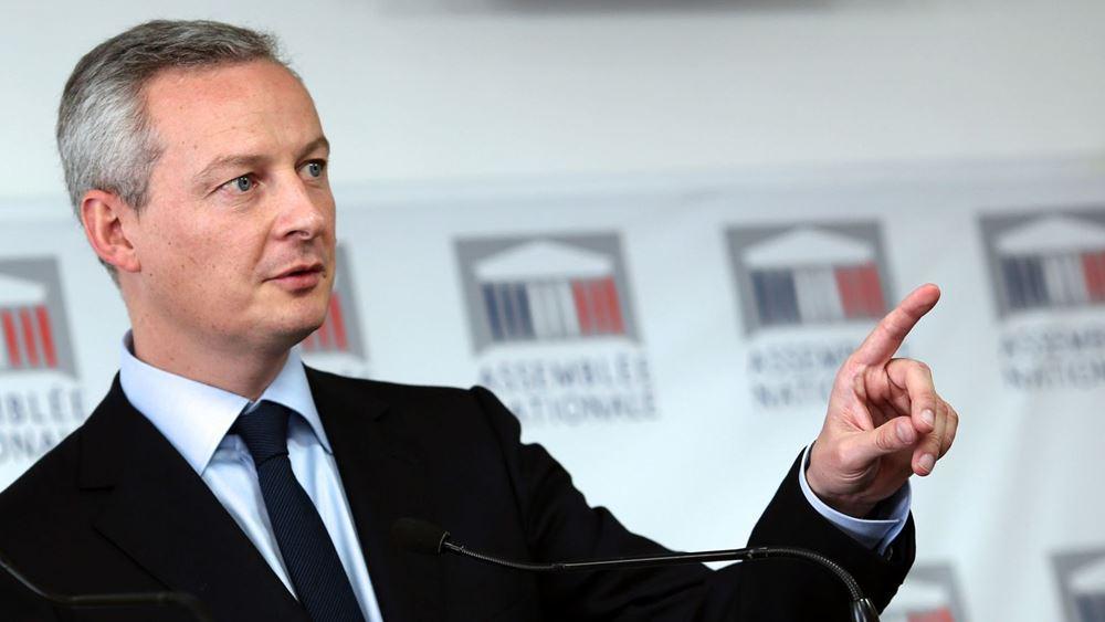 Γάλλος ΥΠΟΙΚ: Οι απεργίες θα πλήξουν την οικονομία 0,1% στο τρίμηνο