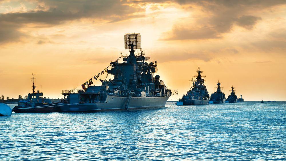 Γεμίζει πλοία η Μαύρη Θάλασσα: Η κλιμάκωση εντάσεων με τη Ρωσία και... τα χακαρισμένα στίγματα πλοίων