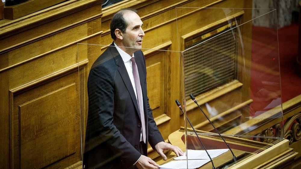 Απ. Βεσυρόπουλος: Στόχος της κυβέρνησης να αποκτήσουν μόνιμο χαρακτήρα οι μειώσεις φόρων