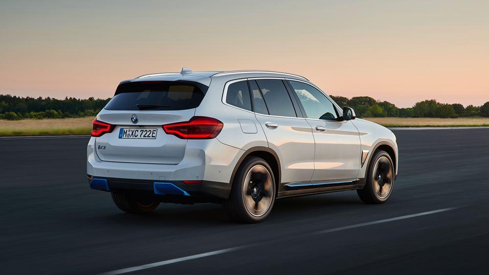 BMW: Αυξήθηκαν 8,6% οι πωλήσεις στο γ΄ τρίμηνο