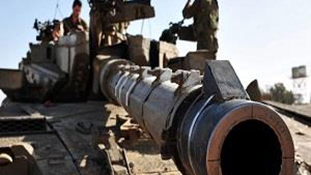 Ισραήλ: Ο στρατός κατέστρεψε μια σήραγγα της Χαμάς που έφτανε στο ισραηλινό έδαφος