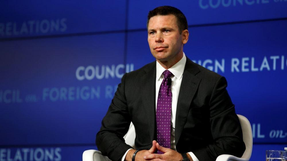 ΗΠΑ: Παραιτήθηκε ο υπηρεσιακός υπουργός Εσωτερικής Ασφαλείας