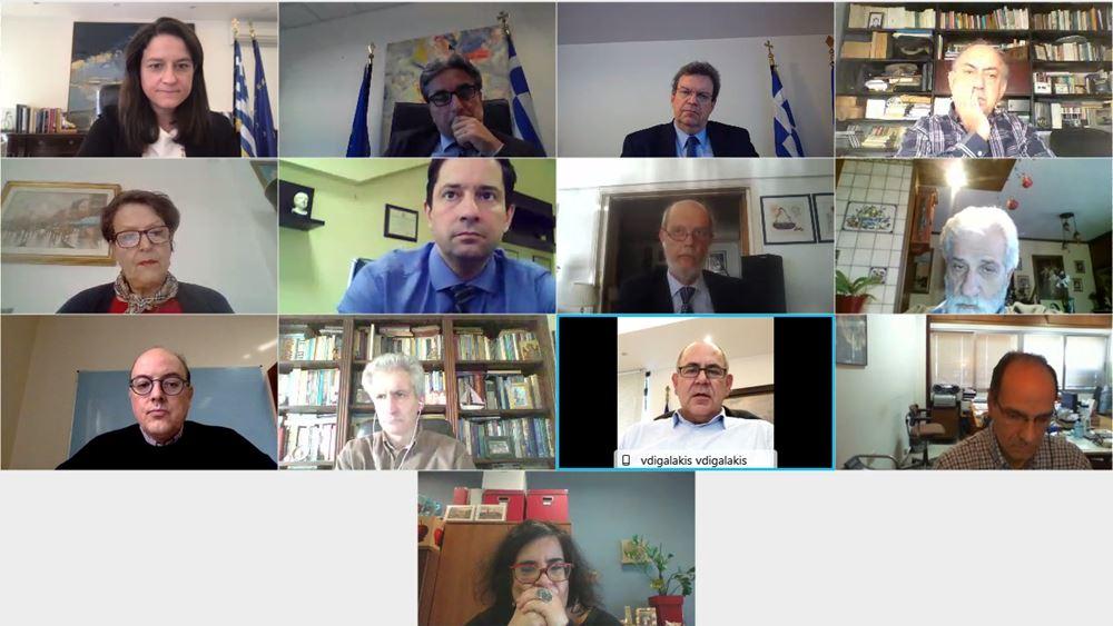 Κεραμέως-Χρυσοχοΐδης: Προτεραιότητα η ασφάλεια των πανεπιστημίων και η διαφύλαξη της ακαδημαϊκής ελευθερίας