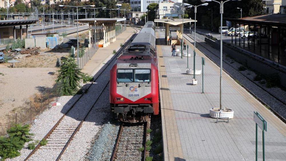 Βλάβη σε τρένο στη γραμμή Αθήνα-Θεσσαλονίκη