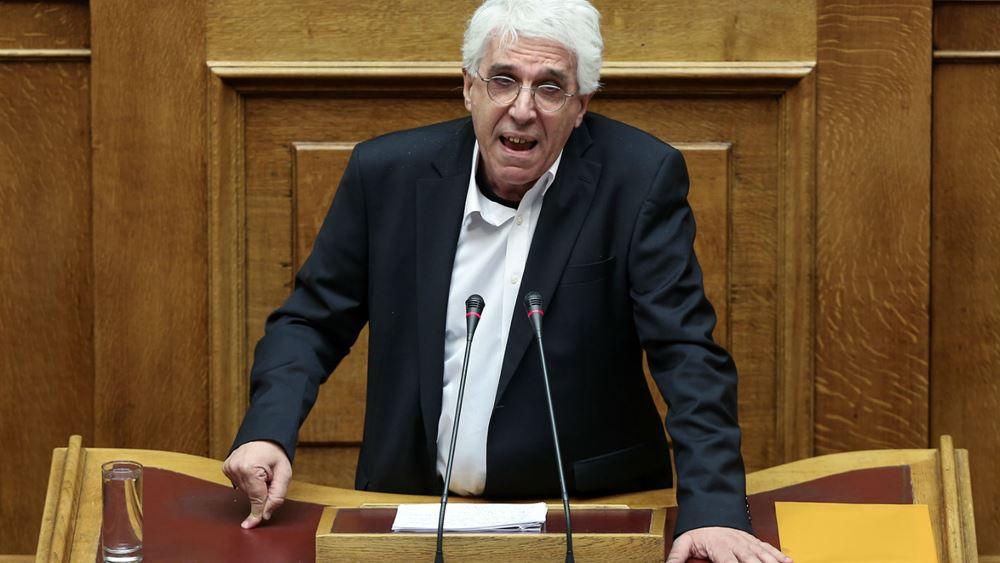 Παρασκευόπουλος: Άλλαξα την Επιτροπή των Κωδίκων, αλλά δεν έδωσα καμία οδηγία ουσίας