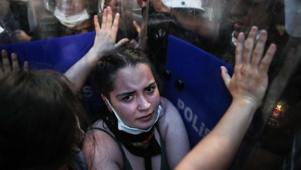 Φανατικό Ισλάμ και δικαιώματα γυναικών: Είκοσι γυναικοκτονίες μόνο τον Ιούλιο στην Τουρκία του Ερντογάν