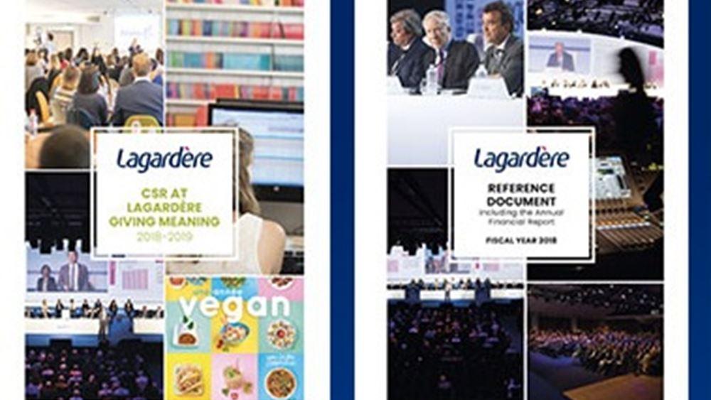 Lagardere: Πουλάει τις δραστηριότητες τηλεόρασης στην Μ6 Group