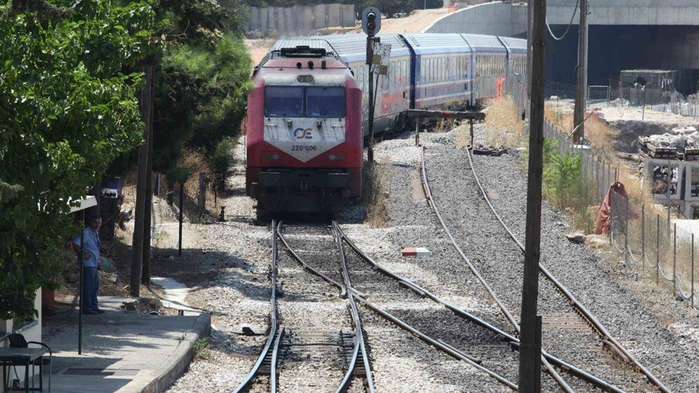 Σε λειτουργία η νέα διπλή σιδηροδρομική γραμμή Κιάτο – Διακοφτό – Αίγιο