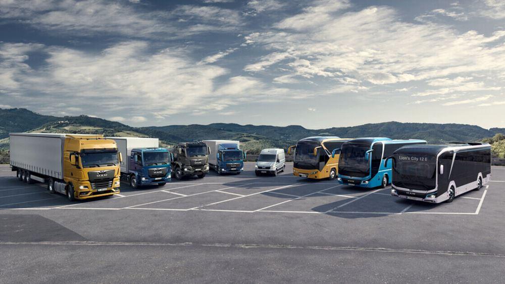 MAN Truck: Προς μείωση 3.500 θέσεων εργασίας στη Γερμανία