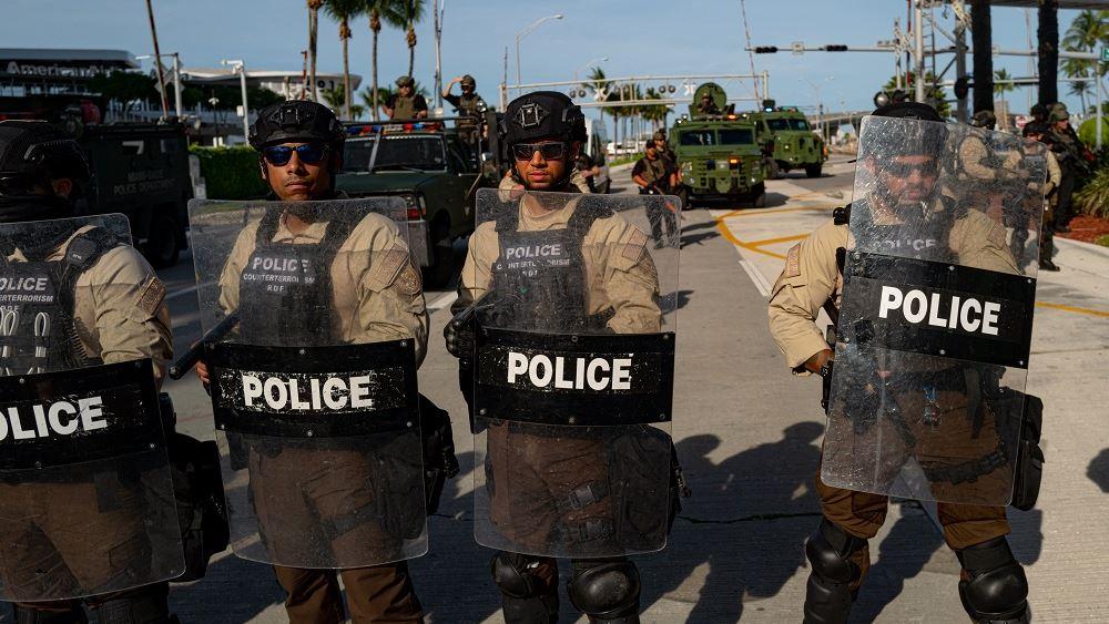 ΟΗΕ σε ΗΠΑ: Η αστυνομία δεν πρέπει να ασκεί δυσανάλογη βία σε βάρος διαδηλωτών