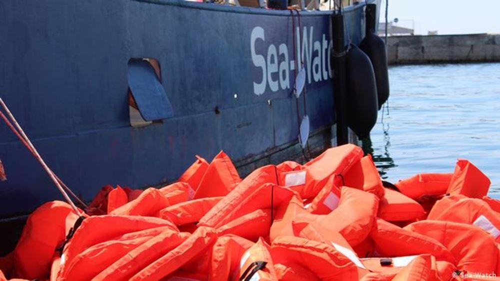 Παροπλισμένο λόγω κορoνοϊού το Sea Watch