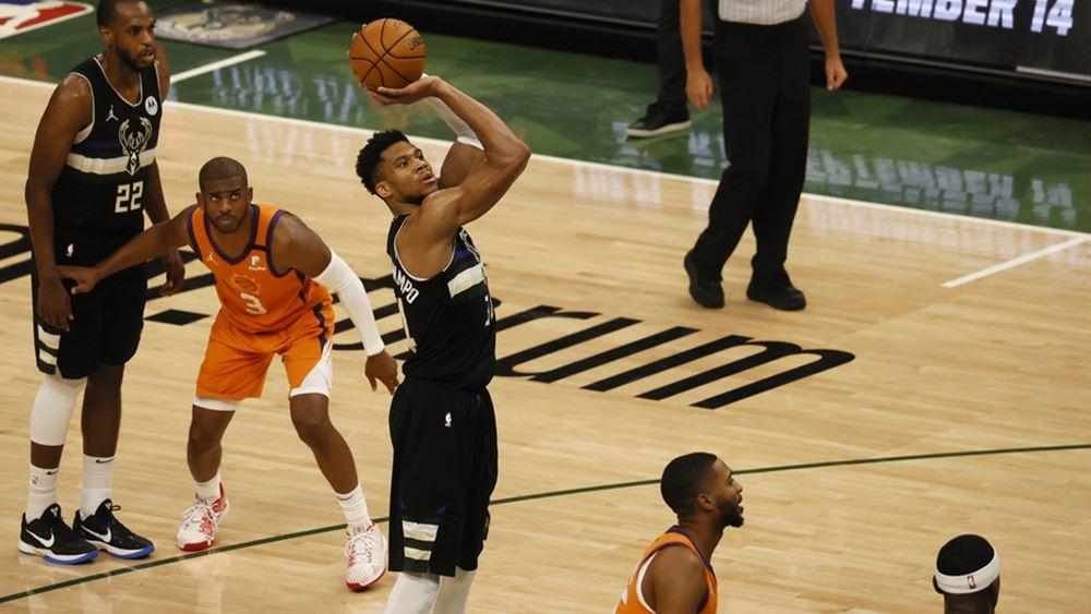 Στην κορυφή του κόσμου ο Αντετοκούνμπο: Πρωταθλητές NBA οι Μπακς - Μυθική εμφάνιση με 50 πόντους