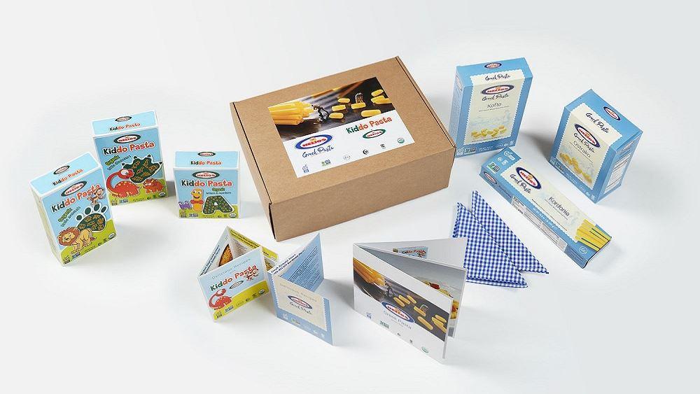 Νέες σειρές προϊόντων από τη Βιομηχανία Ζυμαρικών ΗΛΙΟΣ ειδικά σχεδιασμένες για την αγορά των ΗΠΑ