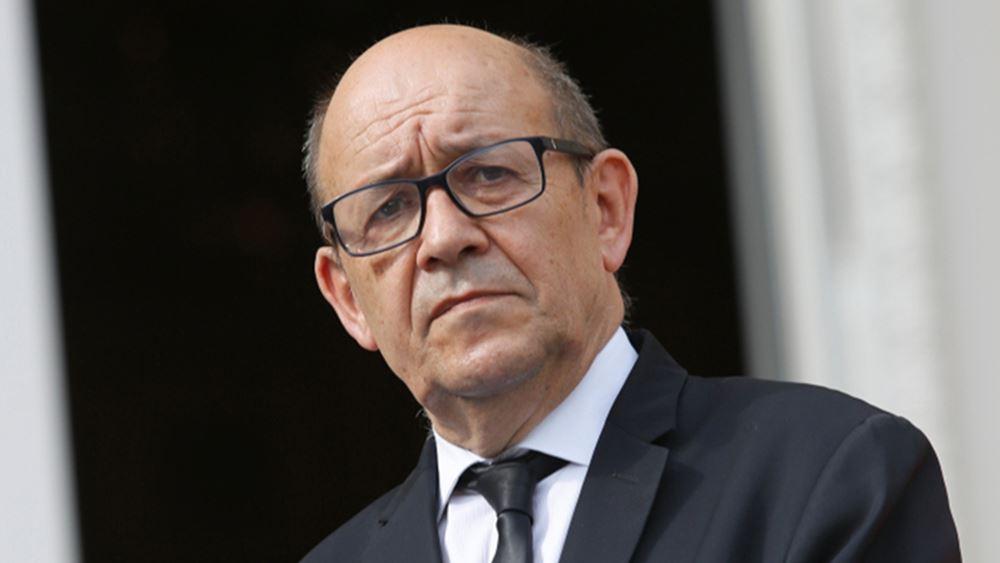 """ΥΠΕΞ Γαλλίας: Το Ιράν πρέπει να """"απόσχει από αντίποινα"""""""