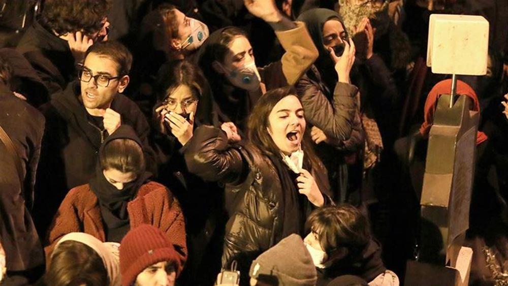 Ιράν: Νέες αντικυβερνητικές διαδηλώσεις