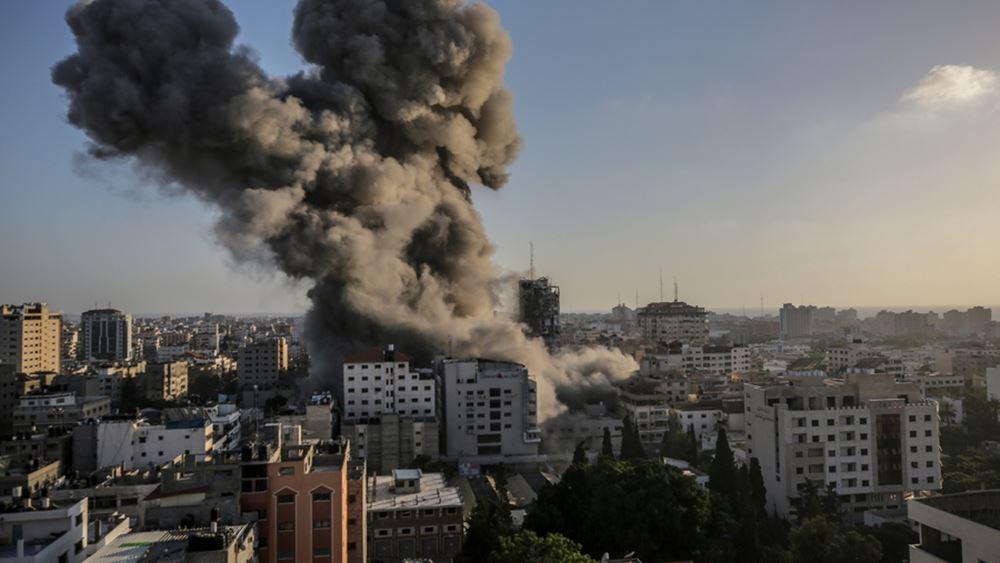 Ισραήλ: Κλιμάκωση της ανταλλαγής πυρών στη Λωρίδα της Γάζας
