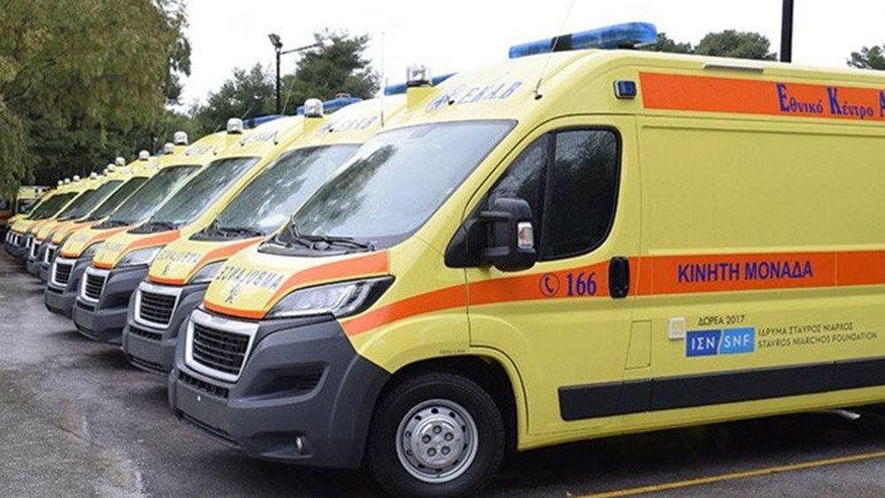 Peugeot:Τεχνική Υποστήριξη στόλου ασθενοφόρων οχημάτων του ΕΚΑΒ