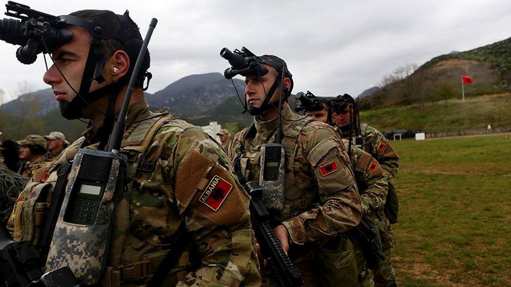 Η Τουρκία δίνει 16,5 εκατ. ευρώ και αναβαθμίζει τμήμα των Ενόπλων Δυνάμεων της Αλβανίας