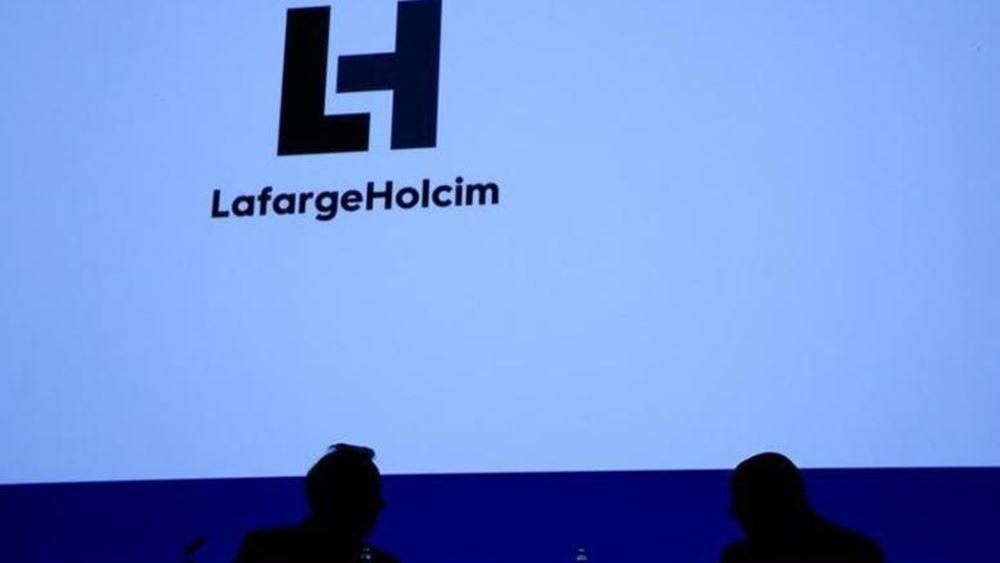 Νέους οικονομικούς στόχους για το 2019 έθεσε η Lafarge-Holcim