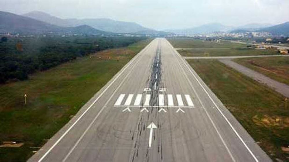 Ξεκινούν οι διαδικασίες για την αξιοποίηση του αεροδρομίου Καλαμάτας