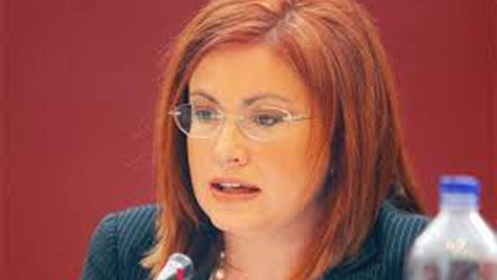 Σπυράκη: Όλοι πια έχουν καταλάβει ότι ο κ. Καμμένος εκβιάζει τον κ. Τσίπρα