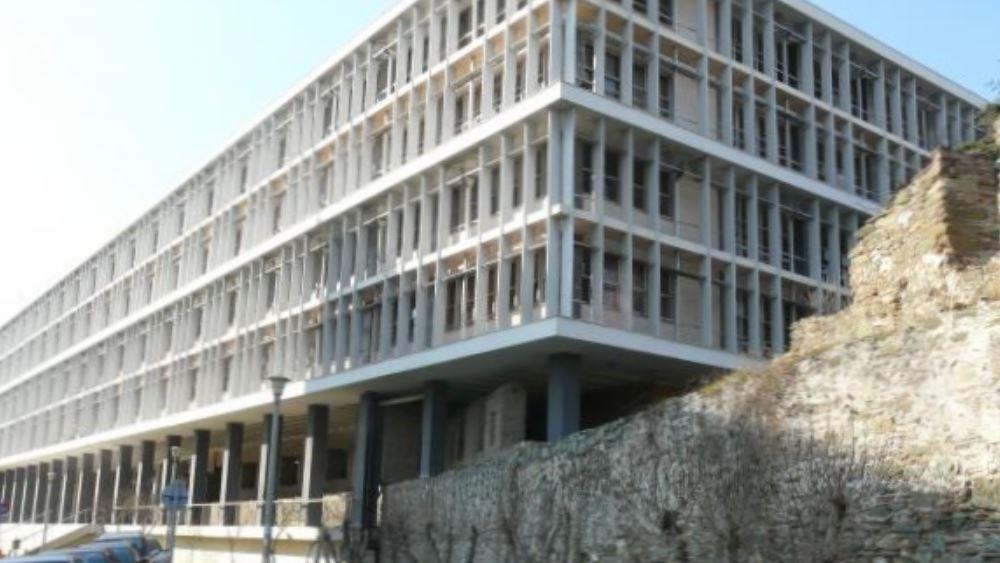 Λήψη μέτρων στο Δικαστικό Μέγαρο Θεσσαλονίκης ύστερα από κρούσμα