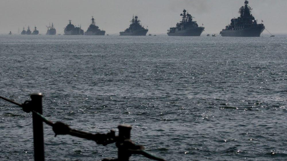 Κοινές στρατιωτικές ασκήσεις Κίνας, Ρωσίας και Ιράν στον Κόλπο του Ομάν