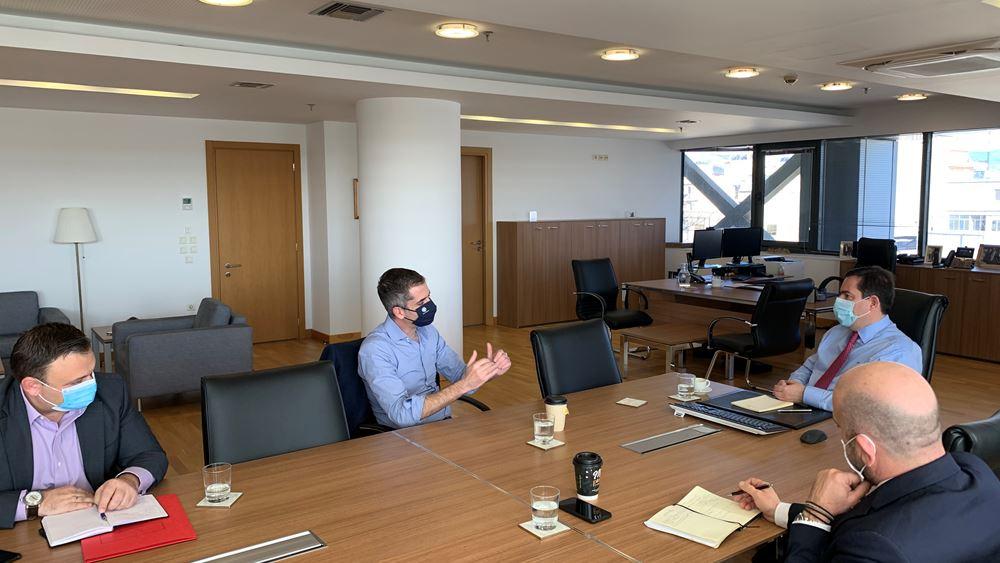 Περιφέρεια Αττικής: Παρέδωσε εξοπλισμό 165.000 ευρώ στο Τζάνειο Νοσοκομείο