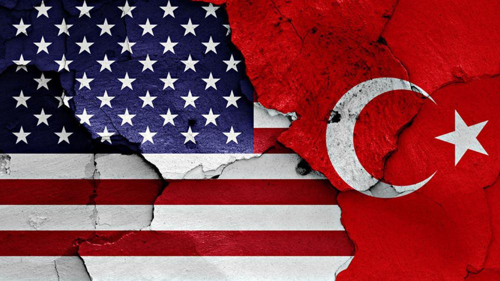 Άρση κυρώσεων ΗΠΑ κατά Τούρκων υπουργών