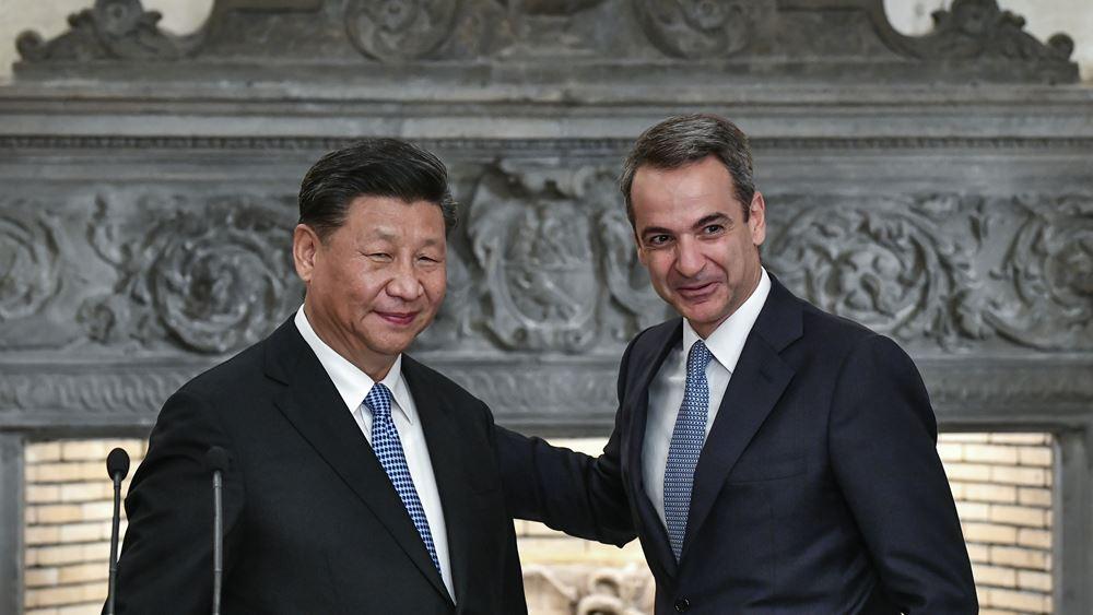 Τι προβλέπει η κοινή Διακήρυξη Ελλάδας-Κίνας