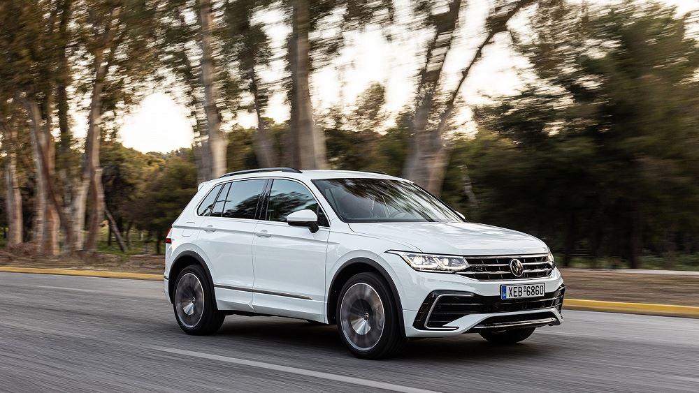 Το νέο Volkswagen Tiguan στην Ελλάδα