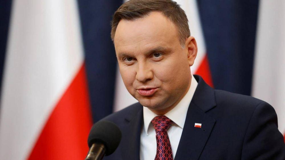 Σε εξέλιξη οι διαβουλεύσεις για την επίσκεψη του Πολωνού προέδρου στις ΗΠΑ