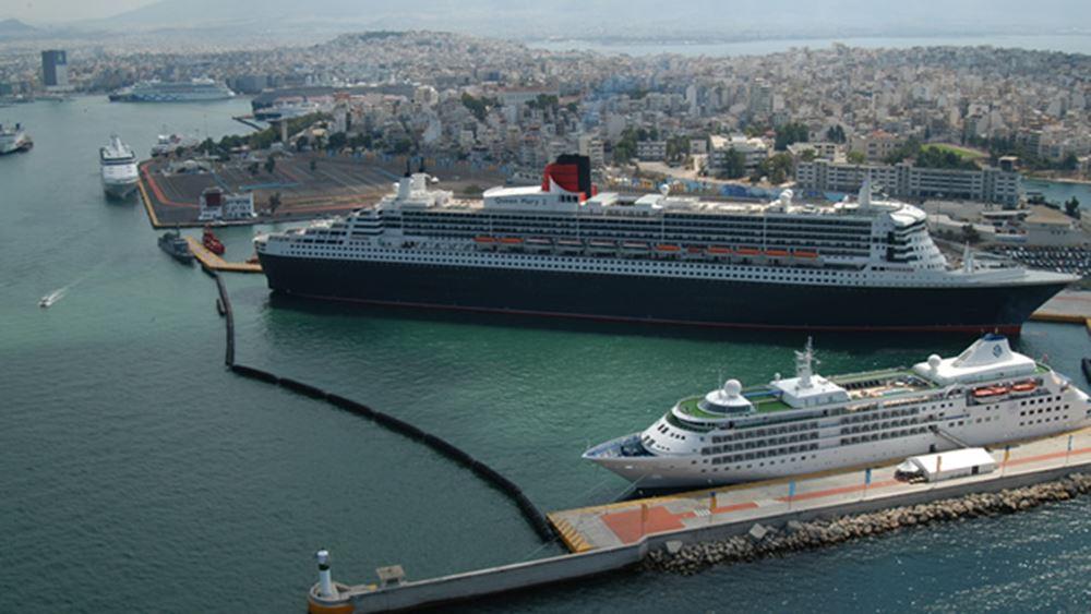 Σε ομηρία το λιμάνι του Πειραιά από συνδικαλιστές