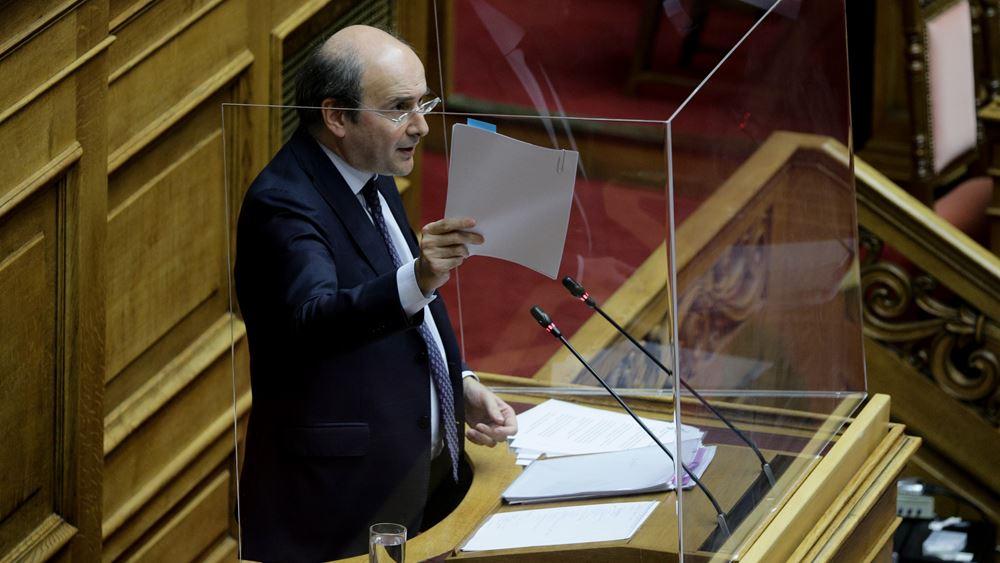 """Κ. Χατζηδάκης: Η Ελλάδα παύει να είναι """"φτωχός συγγενής"""" της Ευρώπης στα θέματα Περιβάλλοντος"""