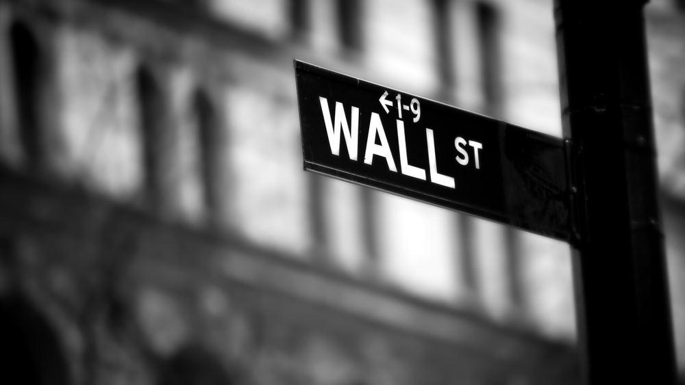 """Με πτώση 1,5% έκλεισε η Wall που """"λύγισε"""" από τα αρνητικά στοιχεία για την απασχόληση"""