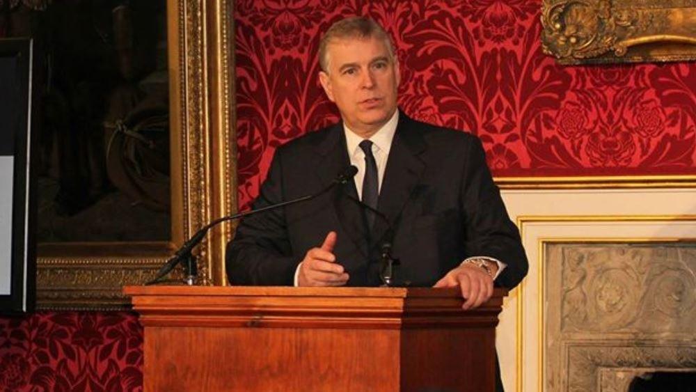 Την κατάθεση του πρίγκιπα Άντριου για την υπόθεση Επστάιν ζητούν οι ΗΠΑ